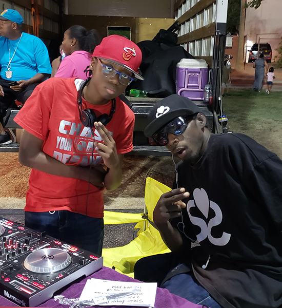 12_year_old_phenom_dj_las_vegas_juneteenth_festival_2018